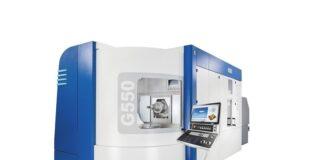 Grob G550 5-axis