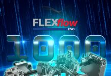 HRSflow Celebrates 1,000 Systems Sold