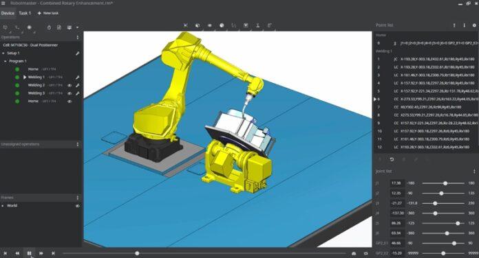 Hypertherm Robotmaster 7.4