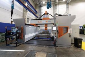 United-Tool-Mold-5-axis-machine-center