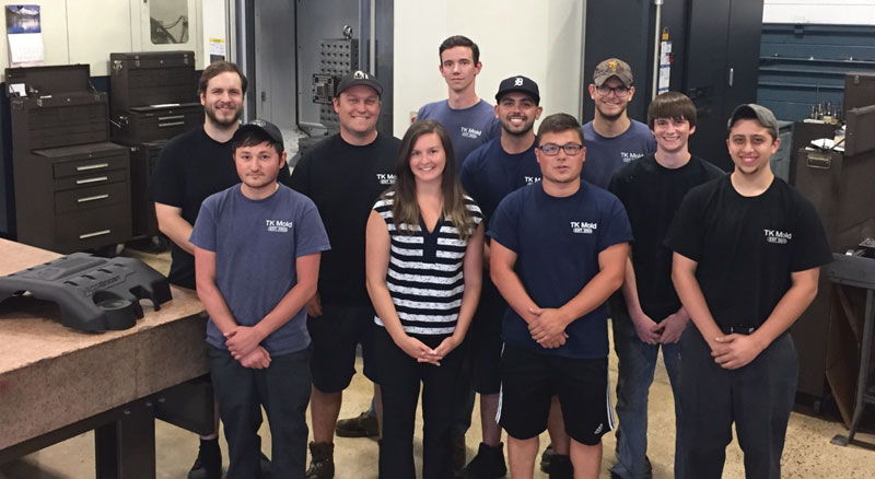 TK Mold Sets a Vision for Younger Employees » American Mold Builder